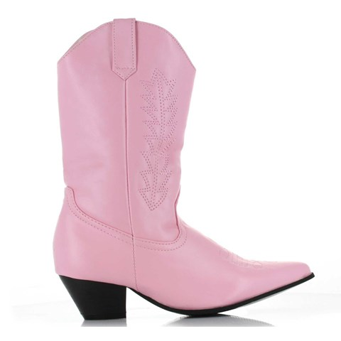 Cowboy Boots (Pink) Child