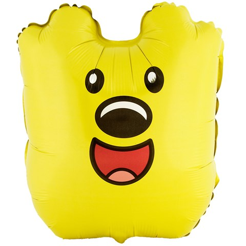 Wow! Wow! Wubbzy! Super Shape Foil Balloon