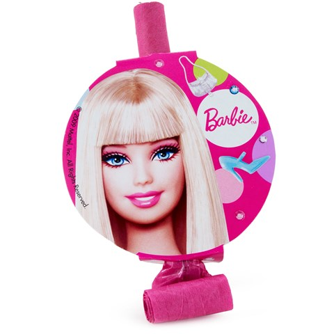 Barbie All Doll'd Up Blowouts
