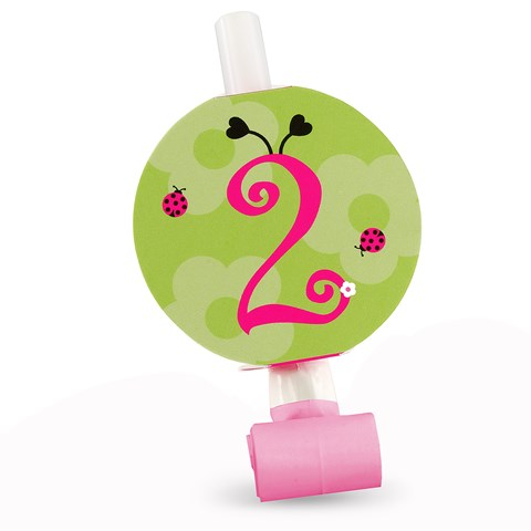 Ladybugs: Oh So Sweet 2nd Birthday Blowouts