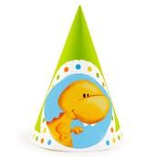 Little Dino Cone Hats