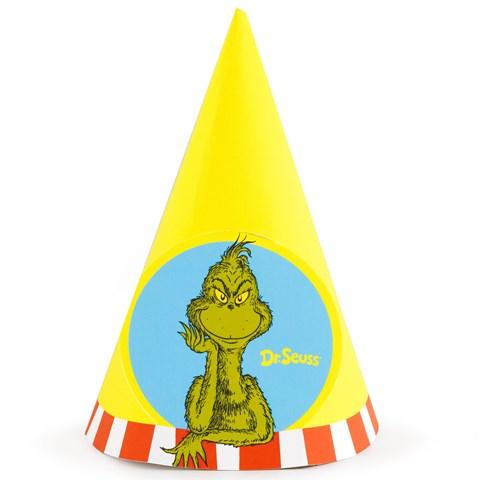 Dr. Seuss Cone Hats