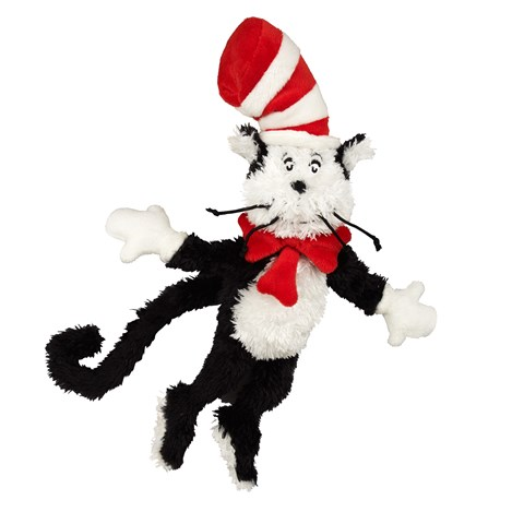 Small Cat in the Hat Plush