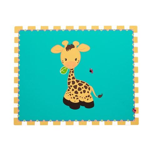 Giraffe Activity Placemats