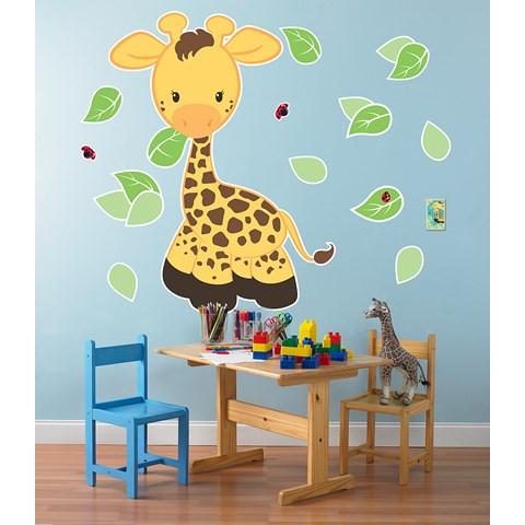 Giraffe Giant Wall Decals