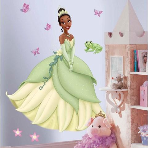 Disney Princess Tiana Giant Wall Decals