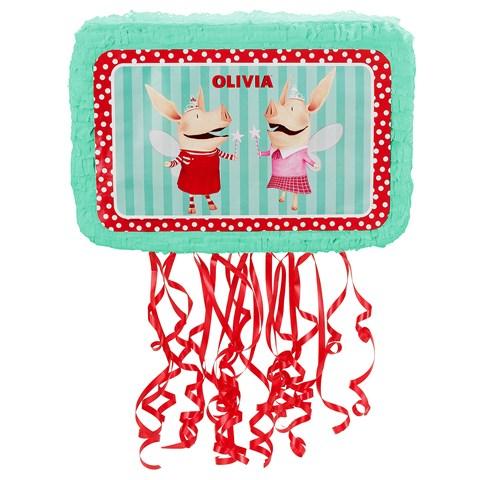 """Olivia 18"""" Pull-String Pinata"""