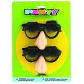 Nose, Glasses and Moustache Sets
