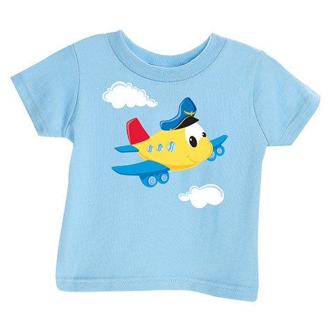 Airplane Adventure T-Shirt