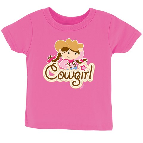 Pink Cowgirl T-Shirt
