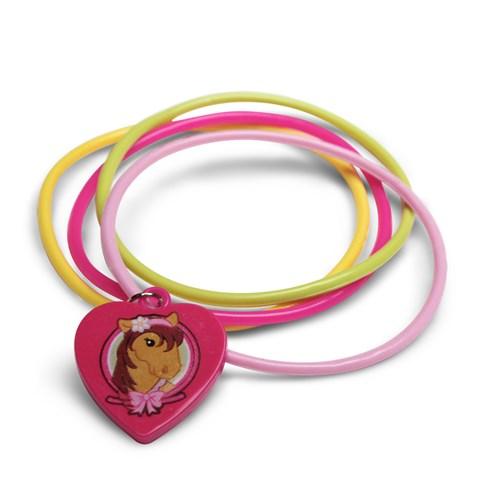 Pink Cowgirl Bracelet