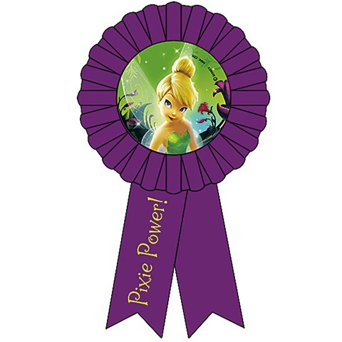 Disney Tinker Bell Award Ribbon