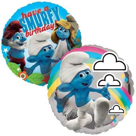 Smurfs Foil Balloon
