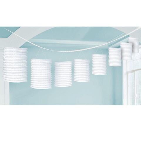 Paper Lantern Garland