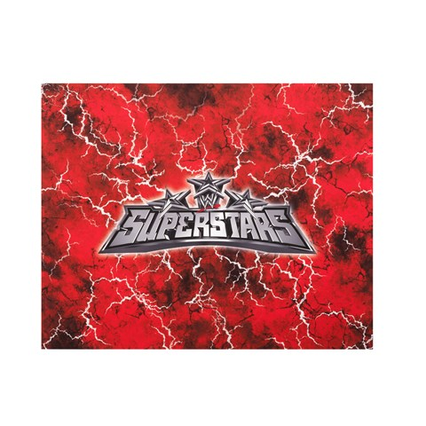 WWE Activity Placemats