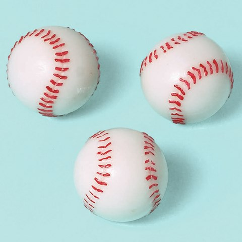 Baseball Bounce Balls