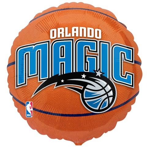 Orlando Magic Basketball Foil Balloon