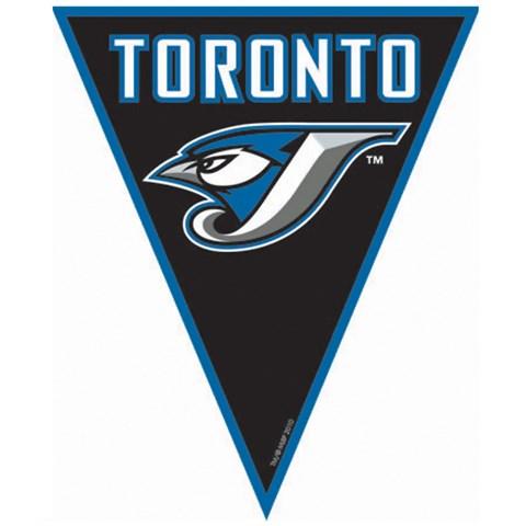 Toronto Blue Jays Baseball Pennant Banner