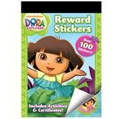 Dora Reward Sticker Activity Book