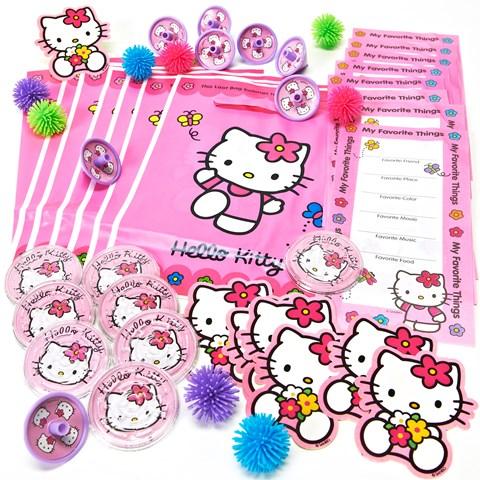 Hello Kitty Fun Favors Mega Value Pack
