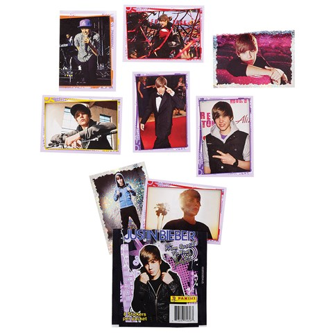 Justin Bieber Sticker Pack