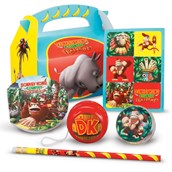 Donkey Kong Party Filled Party Favor Box