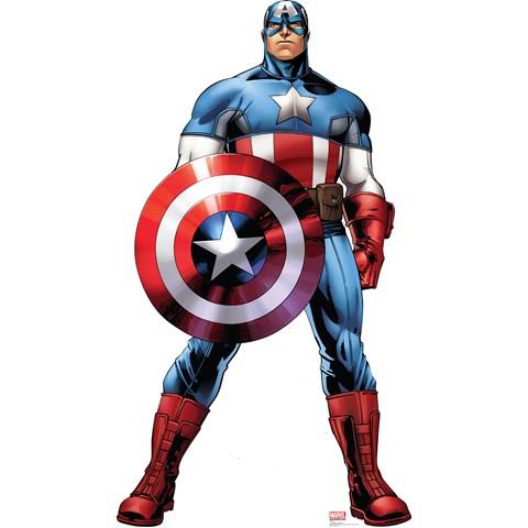 Captain America Standup