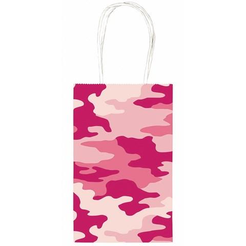 Party Bag - Pink Camo