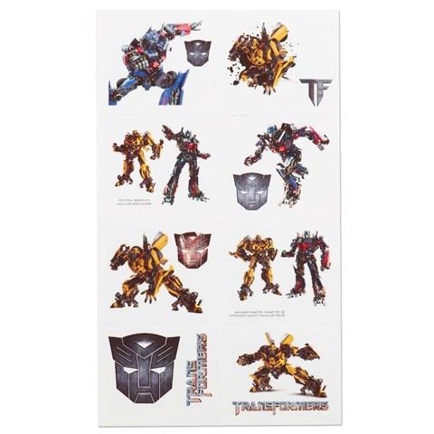 Transformers 3 - Tattoos