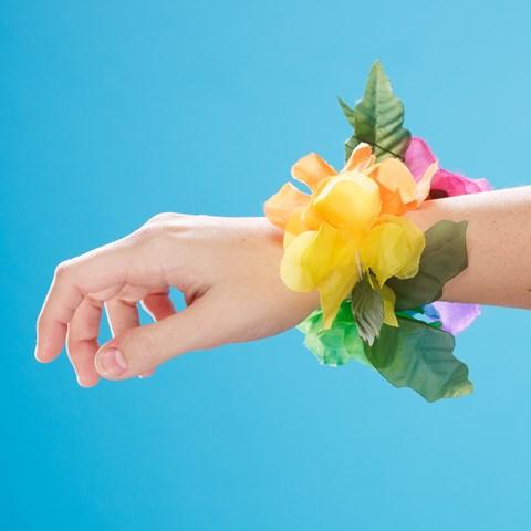 Silk 'N Petals Big Island Wristlet / Anklet