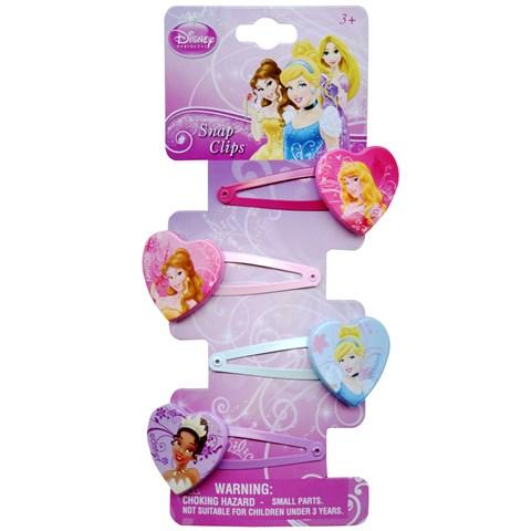 Disney Princess Hair Snaps