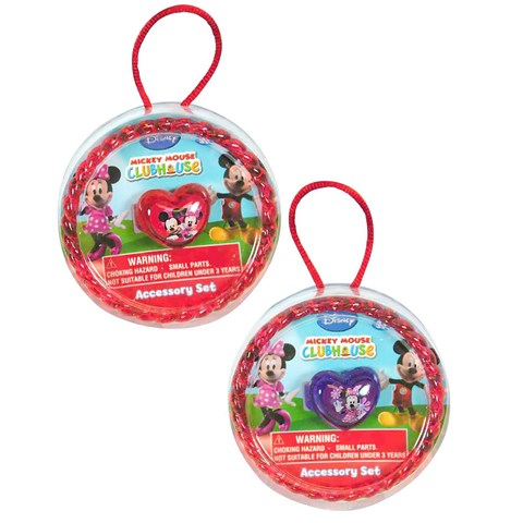 Disney Mickey and Minnie Jewelry Kit