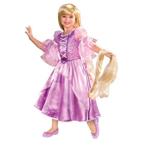 Rapunzel Kids Costume
