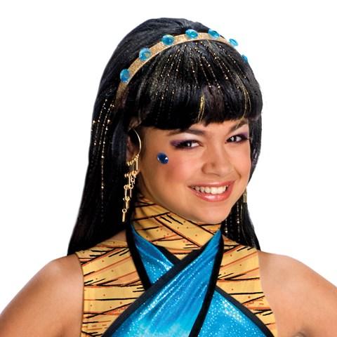Monster High - Cleo de Nile Wig (Child)