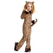 Pretty Leopard Kids Costume