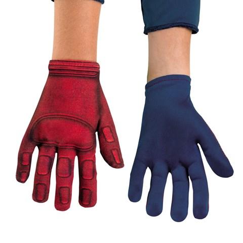 The Avengers Captain America Child Gloves