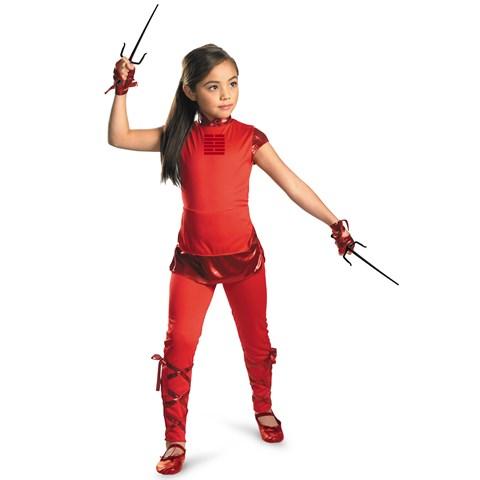 G.I. Joe Retaliation Jinx Classic Kids Costume