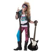 80's Glam Rocker Kids Costume