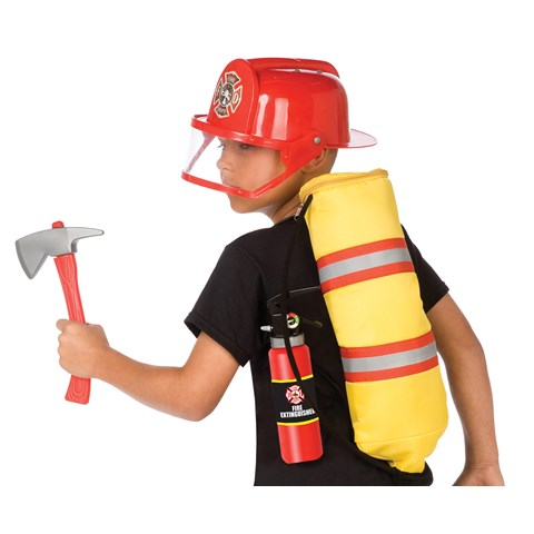 Gear to Go - Fireman Adventure Play Set