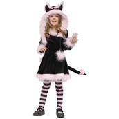 Pretty Kitty Kids Costume