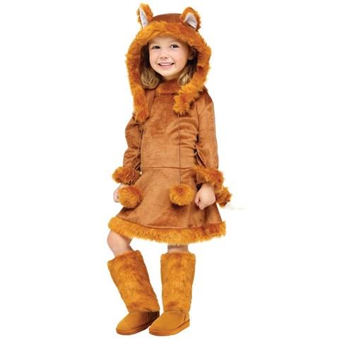 Sweet Fox Toddler Costume
