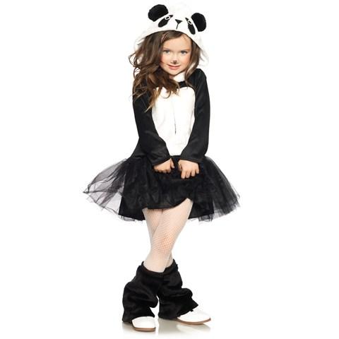 Precious Panda Child Costume