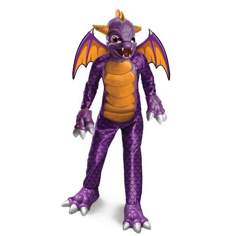 Skylanders Spyro's Adventure - Spyro Deluxe Kids Costume