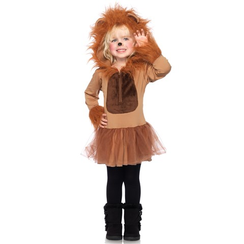 Cuddly Lion Toddler/Child Costume