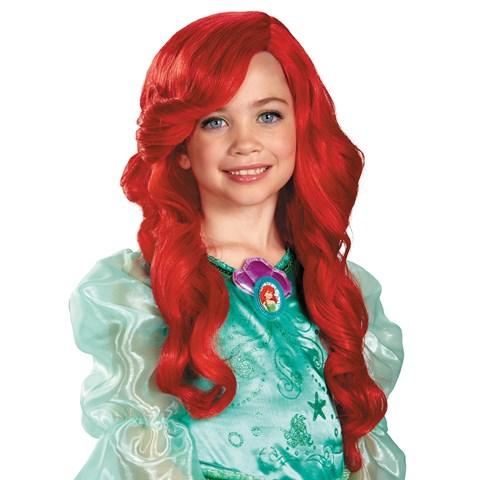 Disney Ariel Kids Wig