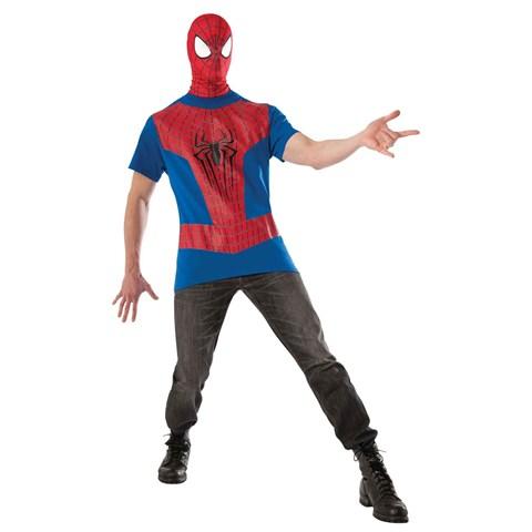 The Amazing Spider Man 2 Costume Kit Adult
