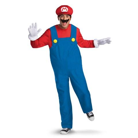 Super Mario Bros - Mario Costume
