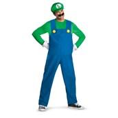 Super Mario Bros - Luigi Costume