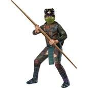Teenage Mutant Ninja Turtle Movie - Adult Deluxe Donatello