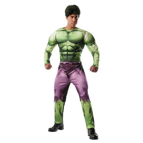 Marvel - Classic Deluxe Hulk Costume